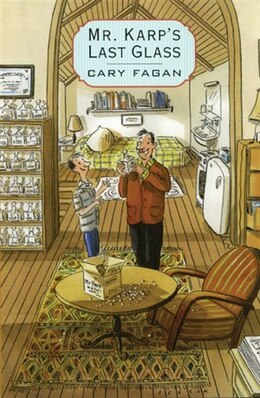 Book Mr. Karps Last Glass by Cary Fagan