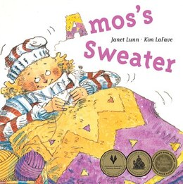 Book Amoss Sweater by Janet Lunn