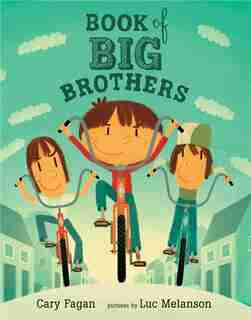 Book of Big Brothers by Cary Fagan