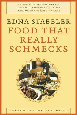 Book Food that Really Schmecks by Edna Staebler