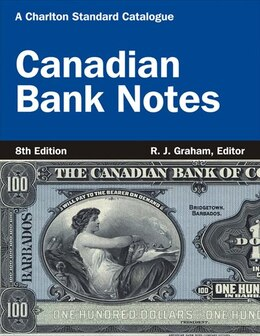 Book Canadian Bank Notes, 8th Edition by R.J. Graham