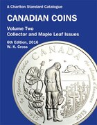 Canadian Coins, Vol. 2 - Collector & Maple Leaf Issues, 6th Ed
