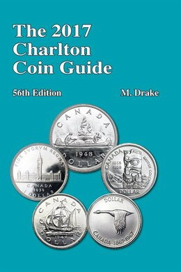 Book 2017 Charlton Coin Guide by Mark Drake
