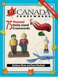 O Canada Crosswords Book 8: 75 Themed Daily-Sized Crosswords