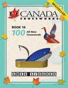 O Canada Crosswords Book 16