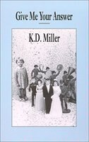 Book Give Me Your Answer by K. D. Miller