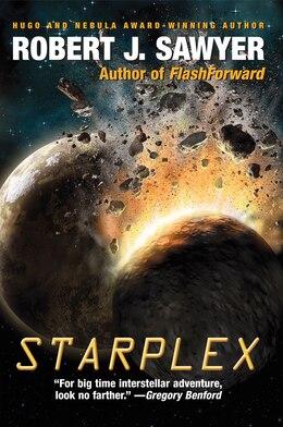 Book STARPLEX by Robert J Sawyer