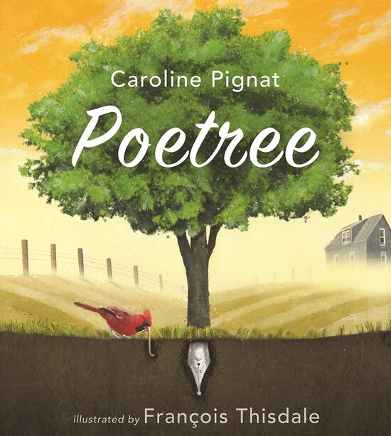 Poetree, Book By Caroline Pignat (Reinforced Library
