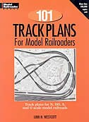 101 Track Plans for Model Railroaders by Linn H. Westcott