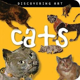 Book Discovering Art: Cats by John Harris