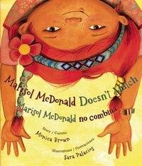 Marisol Mcdonald Doesn't Match: Marisol Mcdonald No Combina