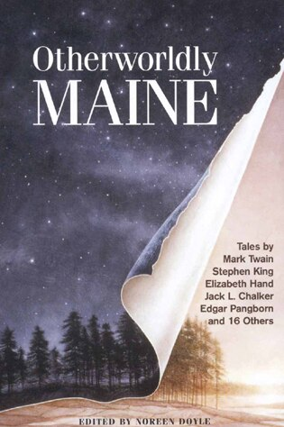 Stephen King Map Of Maine.Otherworldly Maine Book By Noreen Doyle Paperback Chapters