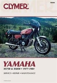 Yamaha Xs750 & 850 Triples 77-81 by Sydnie A. Penton Staff