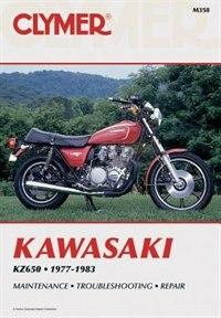 Kawasaki Kz650 1977-1983 by Eric Penton Staff