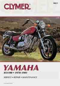 Yamaha Xs1100 Fours 78-81 by Penton Staff