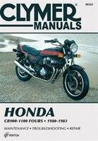 Honda Cb900-1100 Fours 80-83: Service, Repair and Performance