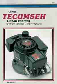 Tecumseh L-head Engines by Mike Penton Staff