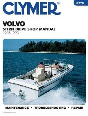 Volvo Stern Drive 68-1993 by Publishing Penton Staff