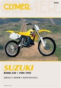 Suzuki Rm80-250 89-95 by NA Penton Staff