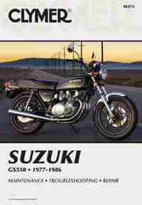 Suzuki Gs550 77-86 by Na Penton Staff