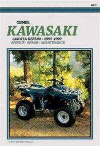 Kawasaki Kef300 Lakota 1995-1999 by .. Penton Staff