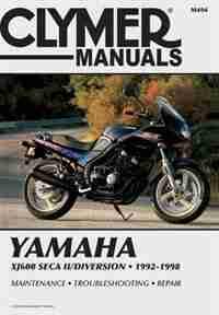 Yamaha Xj600 Seca Ii 92-98 by .. Penton Staff