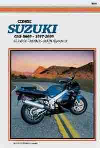 Suzuki Gsx-r600 97-00 by .. Penton Staff