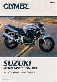 Suzuki Gsf1200 Bandit 96-03 by .. Penton Staff