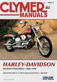 Harley-davidson Flsfx Softail Big-twin Evolution 1984 - 1999 by Penton Staff