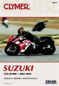 Suzuki Gsx-r1000 2001-2004 by Lee Penton Staff