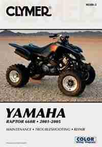 Yamaha Raptor 660r 2001-2005 by Jay Penton Staff