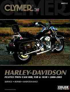 Harley-davidson Fls/fxs 88 And 103b 2000-2005 by Penton Staff
