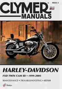 Harley Davidson Fxd Twin Cam 88 1999-2005 by Penton Staff