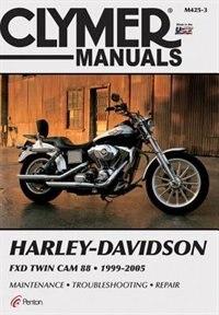 Harley Davidson Fxd Twin Cam 88 1999-2005 by Penton Staff