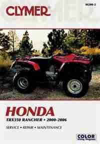 Honda Trx350 Rancher 00-06 by Penton Staff