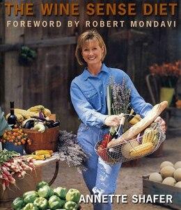 Book The Wine Sense Diet by Annette Shafer