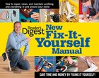 New fix-it-yourself manual