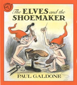 Book The Elves and the Shoemaker by Paul Galdone