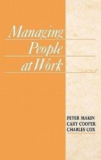Managing People At Work: