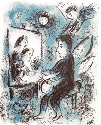 A Farewell To Art: Chagall, Shakespeare And Prospero