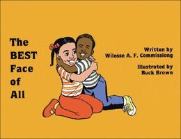 Book The Best Face of All by Wilesse A. F. Commissiong