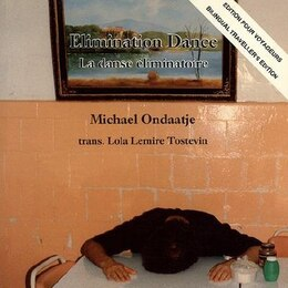 Book Elimination Dance by Michael Ondaatje