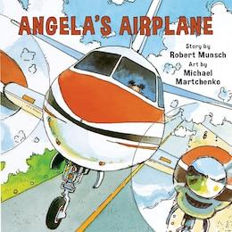 Book Angela's Airplane by Robert Munsch