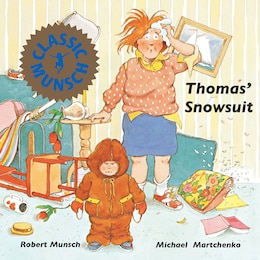 Book Thomas Snowsuit by Robert Munsch