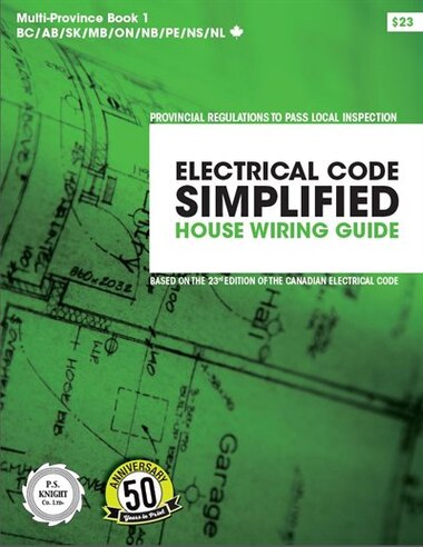 Stupendous Electrical Code Simplified Residential Wiring Multiprovince Book1 Wiring Cloud Pimpapsuggs Outletorg