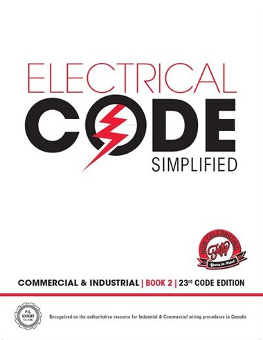 Electrical Code Simplified: Commercial & Industrial Wiring, Book by ...