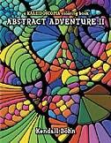 Abstract Adventure Ii: A Kaleidoscopia Coloring Book, Book by Bohn ...