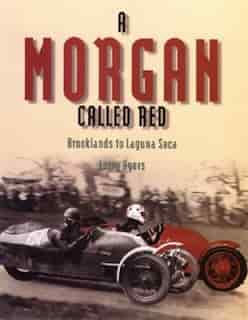 Morgan Three-Wheeler Called Red by Larry Ayres