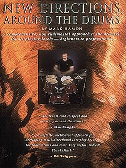 Book New Directions Around the Drums by Mark Hamon