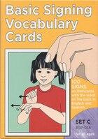 Vocabulary Cards: Set C (yellow)